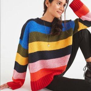 UO Rainbow Kari Sweater